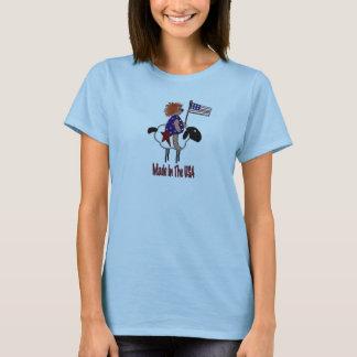 Camiseta Hecho en los E.E.U.U. - Raggedy y las ovejas