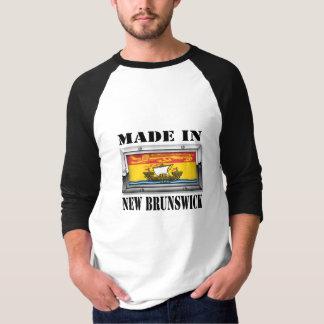 Camiseta Hecho en Nuevo Brunswick (luz)