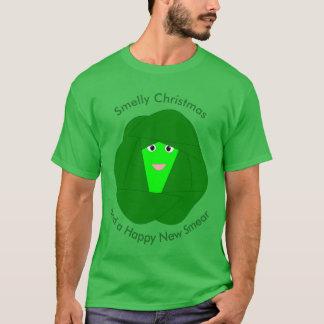 Camiseta hedionda del personalizado de las coles