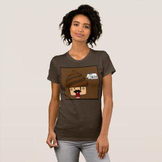 Camiseta Helado de chocolate
