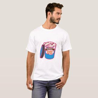 Camiseta Helado de la pasta de la galleta