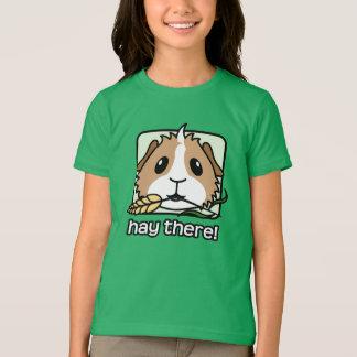 Camiseta ¡Heno allí! (Conejillo de Indias)