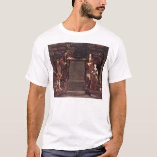 Camiseta Henry VII, Elizabeth de York, Enrique VIII y Jane