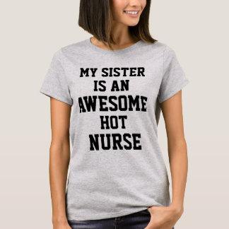 Camiseta Hermana de la enfermera