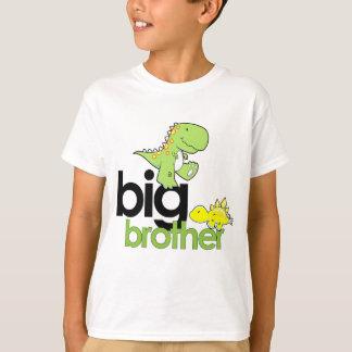 Camiseta hermano mayor de los dinosaurios