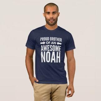 Camiseta Hermano orgulloso de un Noah impresionante