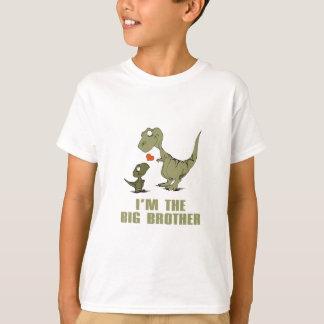 Camiseta Hermanos del dinosaurio