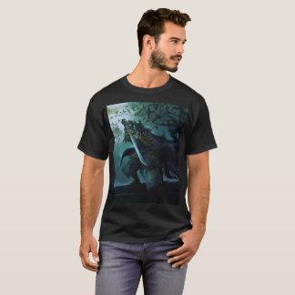 Camiseta héroe del samurai