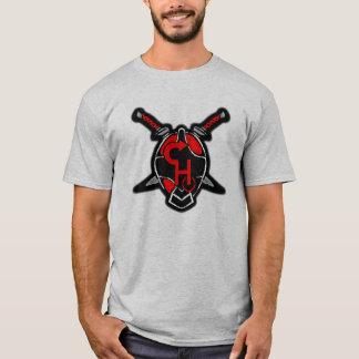 Camiseta Héroes carmesís