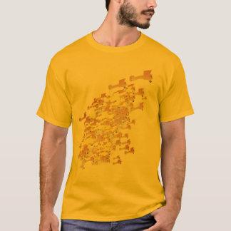 Camiseta Héroes de FLomm: ¡El pelotón!