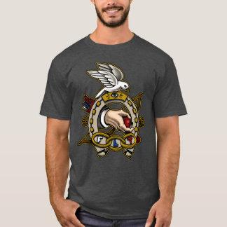 Camiseta Herradura simbólica de las personas impares
