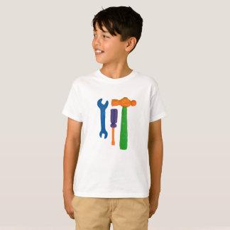Camiseta Herramientas del Plasticine
