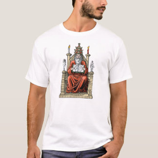 Camiseta Hierophant alquímico
