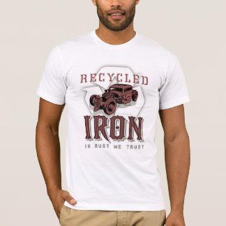 Camiseta Hierro reciclado