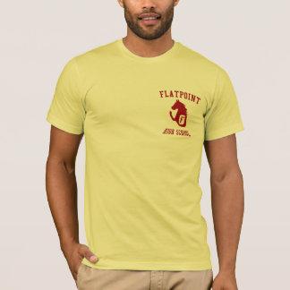Camiseta High School secundaria de Flatpoint