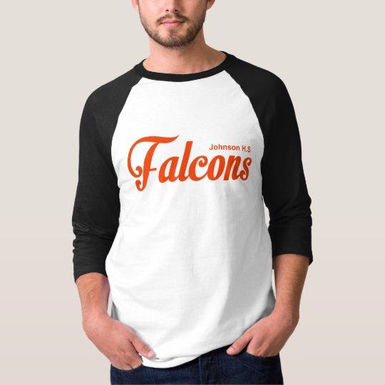Camiseta High School secundaria Japón de Johnson