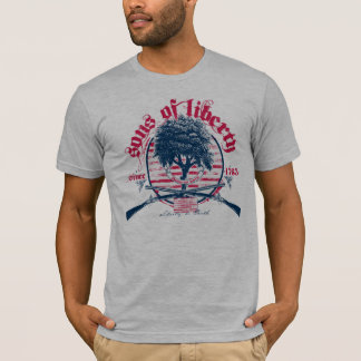 Camiseta Hijos de la libertad (no apenada)