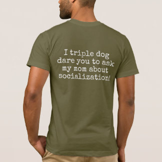 Camiseta hilarante de Homeschool por adolescencias