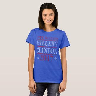 Camiseta Hillary Clinton para el alcalde de NYC 2017