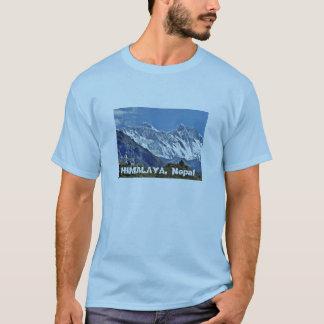 Camiseta HIMALAYA - una de 1000 visiónes desde NEPAL