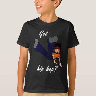 Camiseta ¿Hip-hop conseguido?