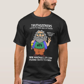 CAMISETA HIPPIE TRUTHSEEKER