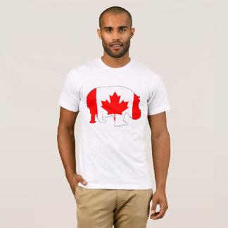 Camiseta Hippopotamus Canadá