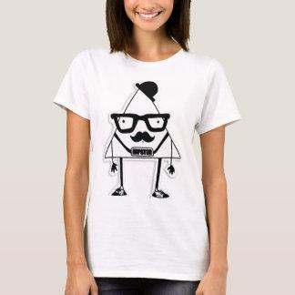 Camiseta hipster