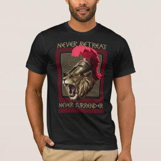 Camiseta Historia de la manera de los guerreros: León