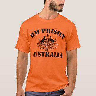 Camiseta HM prisión Australia
