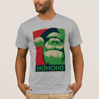 Camiseta Ho Ho esperanza
