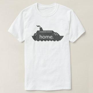 Camiseta Hogar del barco de cruceros