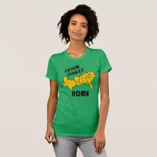 Camiseta Hogar dulce casero