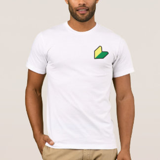 Camiseta Hoja de JDM