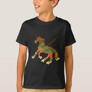 Camiseta Hoja del unicornio