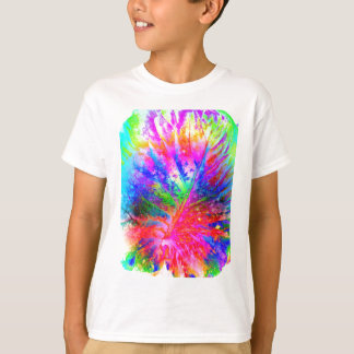 Camiseta hoja vieja solar