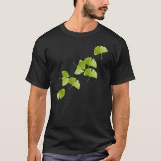 Camiseta Hojas del Ginkgo