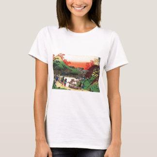 Camiseta Hokusai - arte japonés - Japón