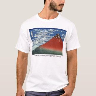 Camiseta Hokusai en el monte Fuji, - cielo meridional del
