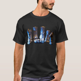 Camiseta Hombre abajo