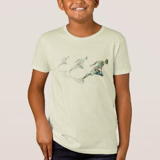 Camiseta Hombre corriente para el negocio y la tecnología