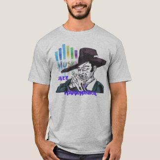 Camiseta hombre de la armónica