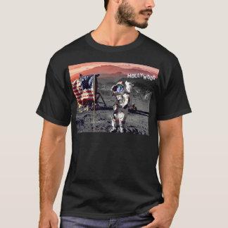 Camiseta Hombre de la luna de Hollywood