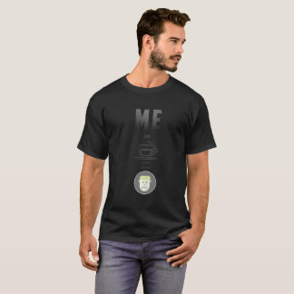 Camiseta Hombre del café