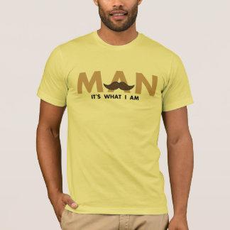Camiseta Hombre, es cuáles soy