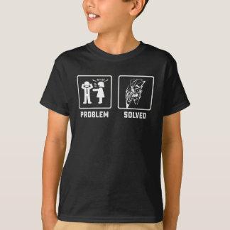 Camiseta Hombre fresco solucionado problema con la paleta