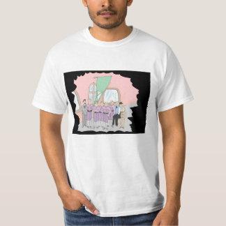 Camiseta hombre Laszlo y Edgar