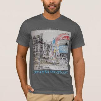Camiseta Hombre Piccadilly Circus