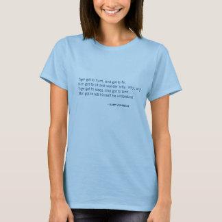 Camiseta - hombre questionning