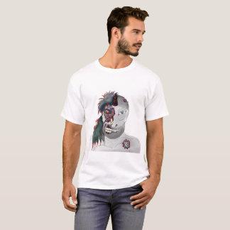 Camiseta hombre unicornio robot..